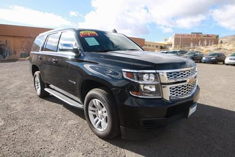2017 Chevrolet Tahoe for sale in Carson City, NV
