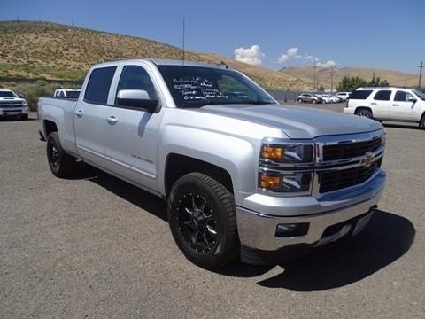 2015 Chevrolet Silverado 1500 for sale in Carson City, NV