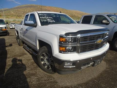 2014 Chevrolet Silverado 1500 for sale in Carson City, NV