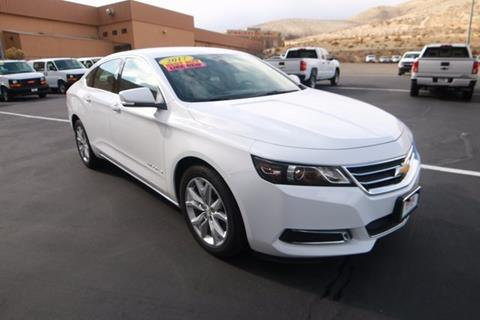 2017 Chevrolet Impala for sale in Carson City, NV