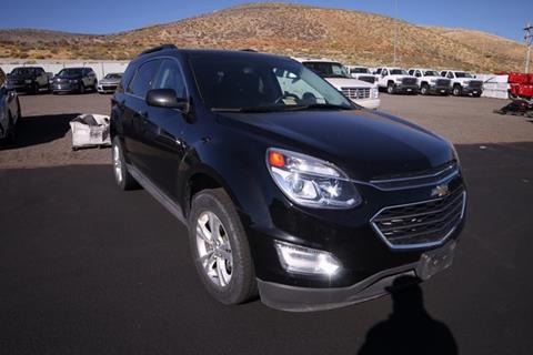 2016 Chevrolet Equinox for sale in Carson City, NV