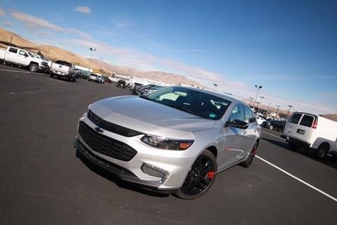 2018 Chevrolet Malibu for sale in Carson City, NV