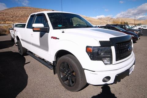 2013 Ford F-150 for sale in Carson City, NV