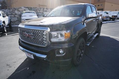 2018 GMC Canyon for sale in Carson City, NV
