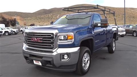 2016 GMC Sierra 2500HD for sale in Carson City, NV