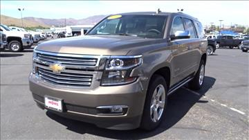 2016 Chevrolet Tahoe for sale in Carson City, NV