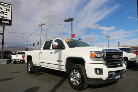 2016 GMC Sierra 2500HD for sale in Carson City, NV