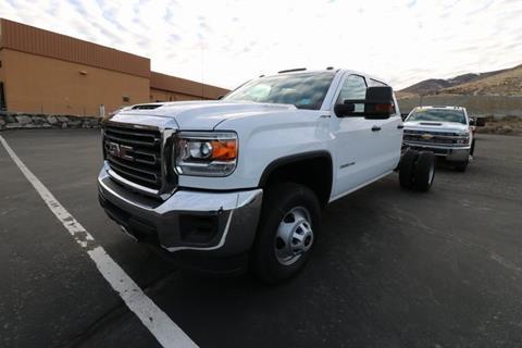 2019 GMC Sierra 3500HD CC for sale in Carson City, NV