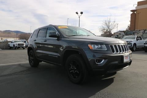 2016 Jeep Grand Cherokee for sale in Carson City, NV
