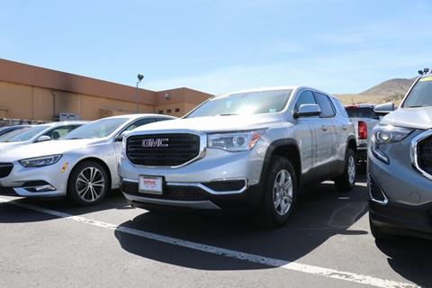 2019 GMC Acadia for sale in Carson City, NV