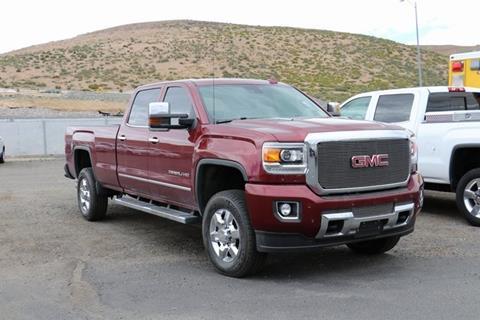 2015 GMC Sierra 3500HD for sale in Carson City, NV