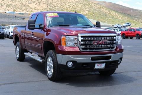 2013 GMC Sierra 2500HD for sale in Carson City, NV
