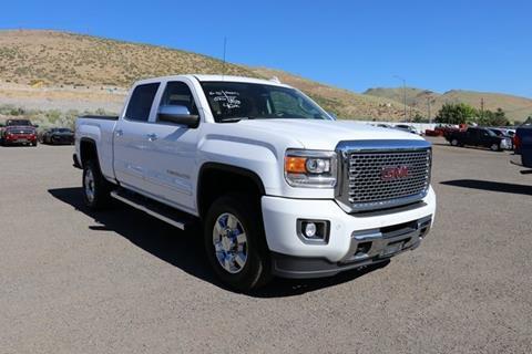 2015 GMC Sierra 2500HD for sale in Carson City, NV