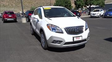 2016 Buick Encore for sale in Carson City, NV