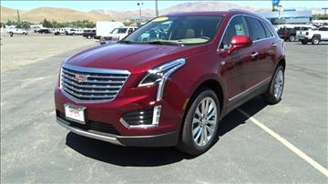 2017 Cadillac XT5 for sale in Carson City, NV
