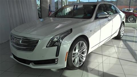 2017 Cadillac CT6 for sale in Carson City, NV