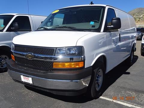 2017 Chevrolet Express Cargo for sale in Carson City, NV