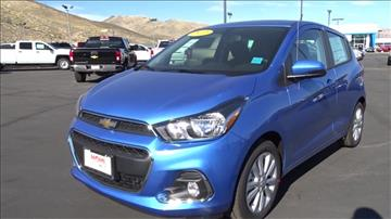 2017 Chevrolet Spark for sale in Carson City, NV