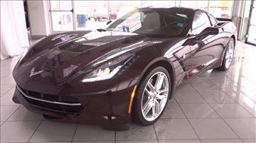 2017 Chevrolet Corvette for sale in Carson City, NV