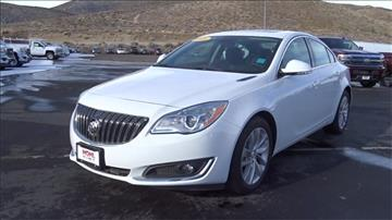 2016 Buick Regal for sale in Carson City, NV