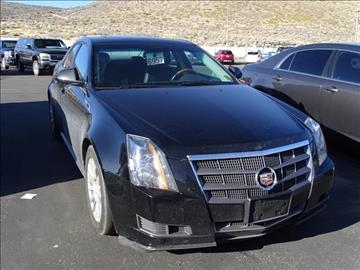 2011 Cadillac CTS for sale in Carson City, NV