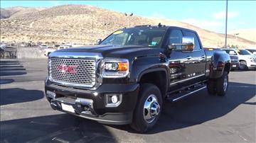 2016 GMC Sierra 3500HD for sale in Carson City, NV
