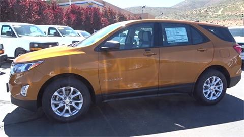 2018 Chevrolet Equinox for sale in Carson City, NV