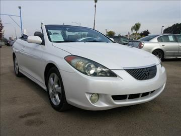 2006 Toyota Camry Solara for sale in Sanger, CA