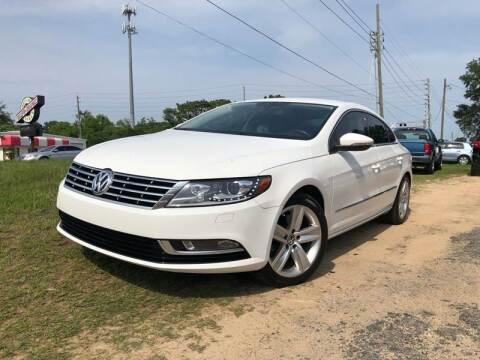 2013 Volkswagen CC for sale at G.E. MOTORS INC in Pensacola FL