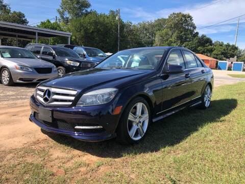 2011 Mercedes-Benz C-Class for sale at G.E. MOTORS INC in Pensacola FL