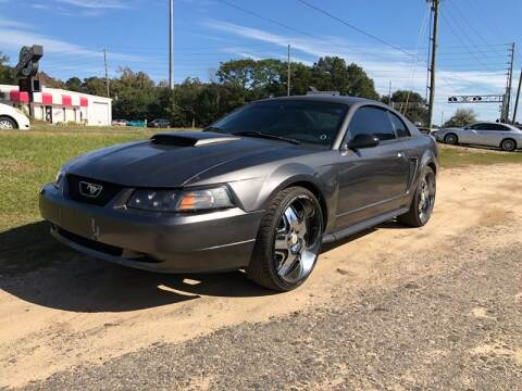 2003 Ford Mustang for sale at G.E. MOTORS INC in Pensacola FL
