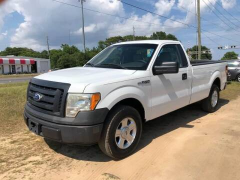2010 Ford F-150 for sale at G.E. MOTORS INC in Pensacola FL