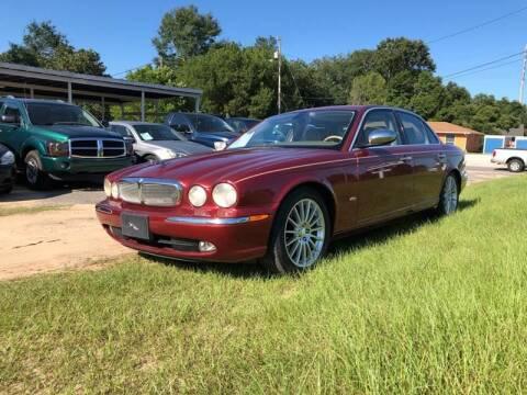 2007 Jaguar XJ-Series for sale at G.E. MOTORS INC in Pensacola FL