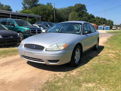 2006 Ford Taurus for sale at G.E. MOTORS INC in Pensacola FL