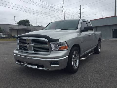 2010 Dodge Ram Pickup 1500 for sale in Pensacola, FL