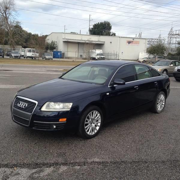 2006 audi a6 awd 3 2 quattro 4dr sedan in pensacola fl g e motors inc. Black Bedroom Furniture Sets. Home Design Ideas