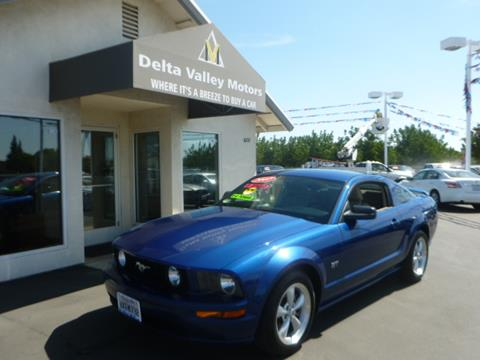 2007 Ford Mustang for sale in Stockton, CA