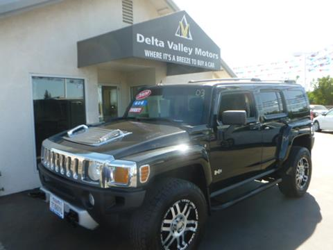2009 HUMMER H3 for sale in Stockton, CA