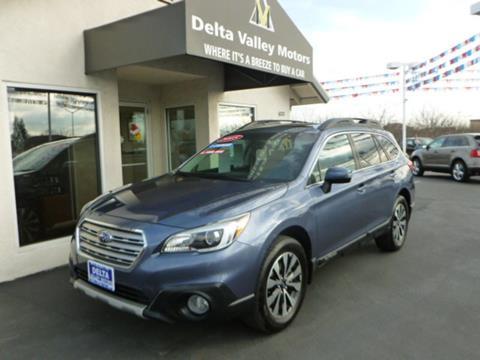 2015 Subaru Outback For Sale In California Carsforsale Com