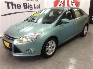 2012 Ford Focus for sale in Moorhead, MN