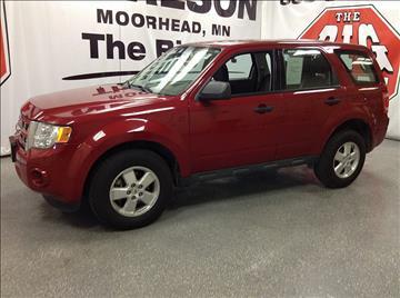 2011 Ford Escape for sale in Moorhead, MN