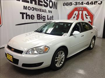 2016 Chevrolet Impala Limited for sale in Moorhead, MN