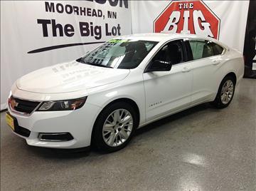 2016 Chevrolet Impala for sale in Moorhead, MN