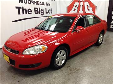 2011 Chevrolet Impala for sale in Moorhead, MN