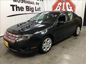 2010 Ford Fusion for sale in Moorhead, MN