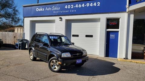 2000 Suzuki Grand Vitara for sale in Lincoln, NE