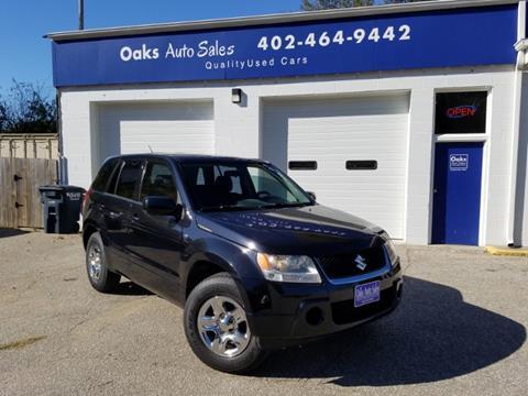 2007 Suzuki Grand Vitara for sale in Lincoln, NE
