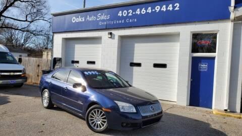 Car Dealerships In Hutchinson Ks >> 2007 Mercury Milan For Sale In Lincoln Ne