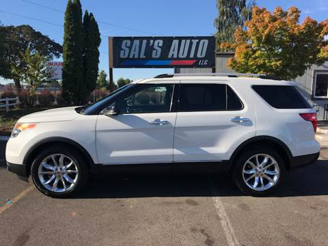 2011 Ford Explorer for sale in Woodburn, OR