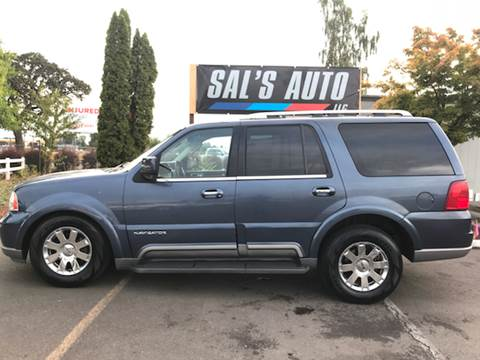 2003 Lincoln Navigator for sale in Woodburn, OR
